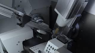 Horizontale Wälzfräsmaschine HLC 150 H - EMAG