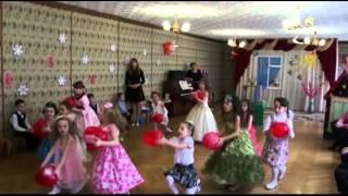 детский сад №46 г Тирасполь Танец мама