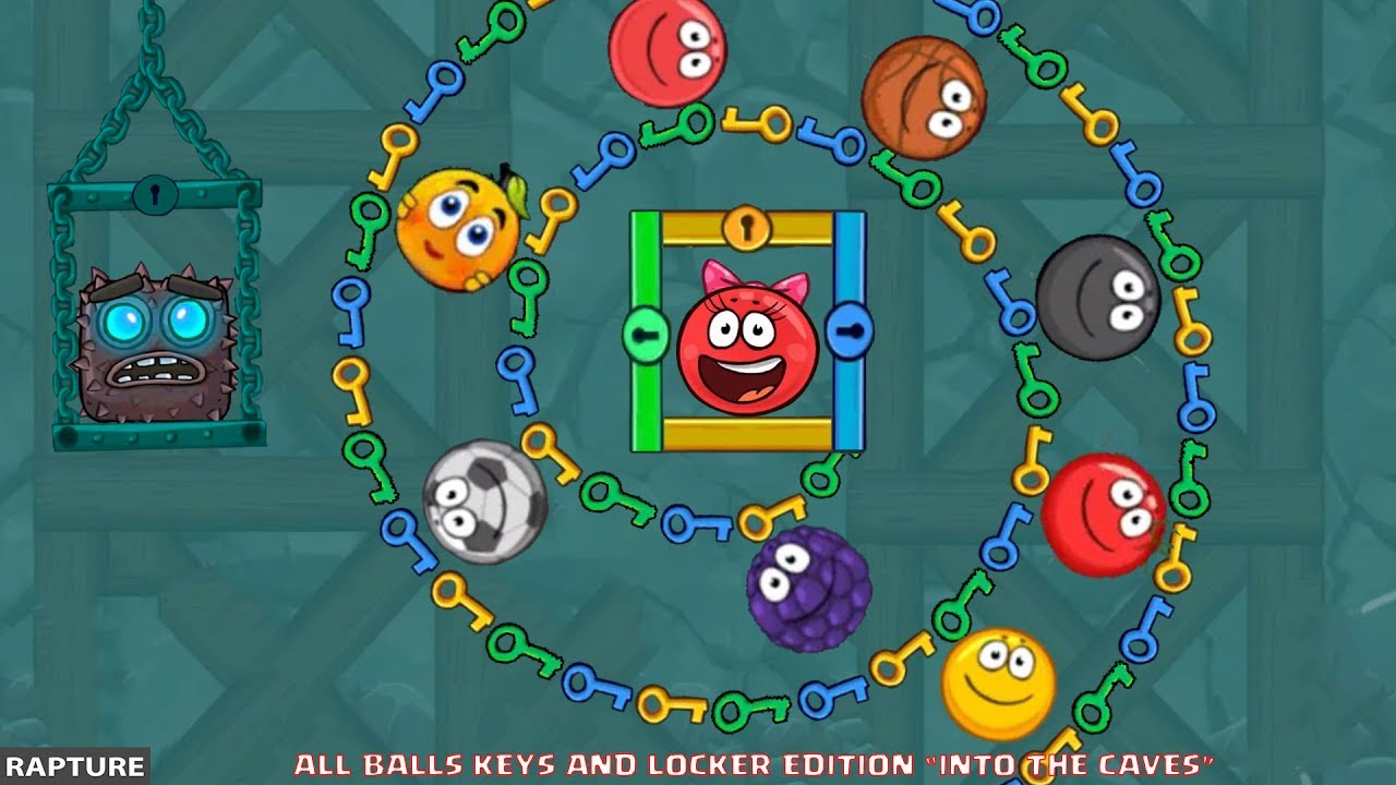 Download Red Ball 4 for PC or Computer (Windows 7/8) & MAC Guide