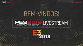 PES 2019 E3 2018 day three livestream [POR]