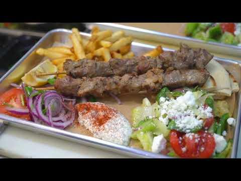 Zeus Greek Street Food Atlanta