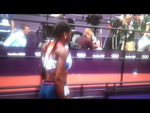 Zamzam 400m Somalia London olympics