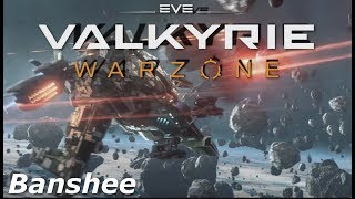 EVE Valkyrie - taking a look at the Banshee