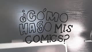 Creando un cómic con Guarromantica y su Wacom One