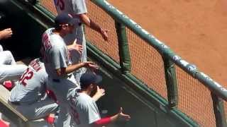 The Many Moves of Joe Kelly- Cardinals