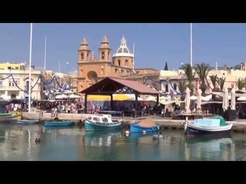 Marsaxlokk Market - Malta 2014