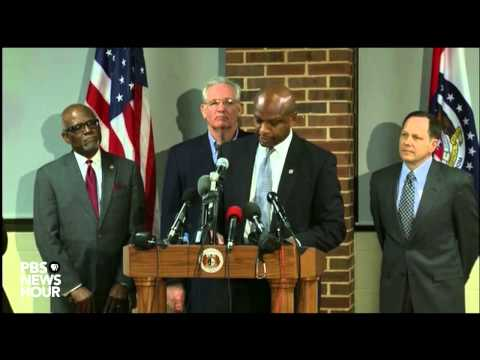 Missouri Gov. Jay Nixon calls for peace ahead of Ferguson grand jury announcement