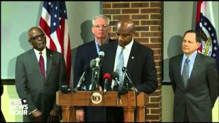 Missouri Gov. Jay Nixon calls for peace ahead of Ferguson grand jury announcement