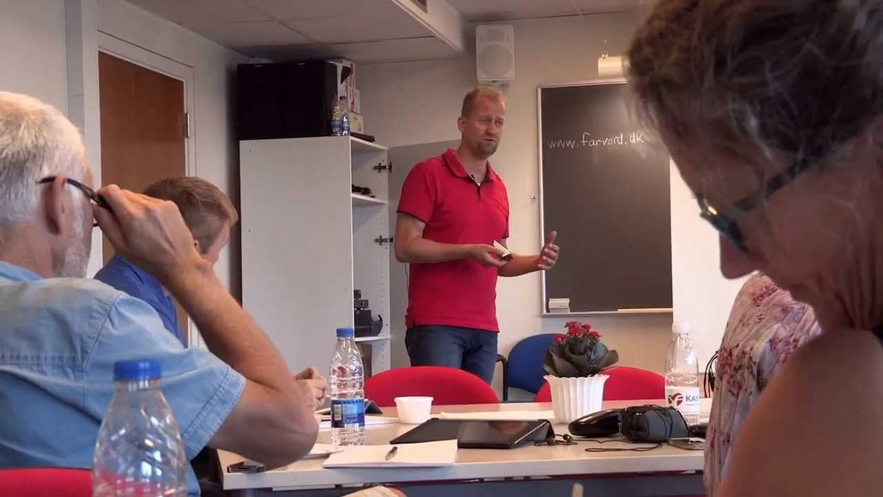 Christian Bock er ordblind IT-konsulent. Hør hvordan han kom videre.