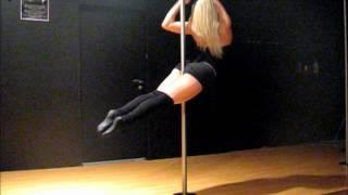anna loa pole dance fitness may 2012