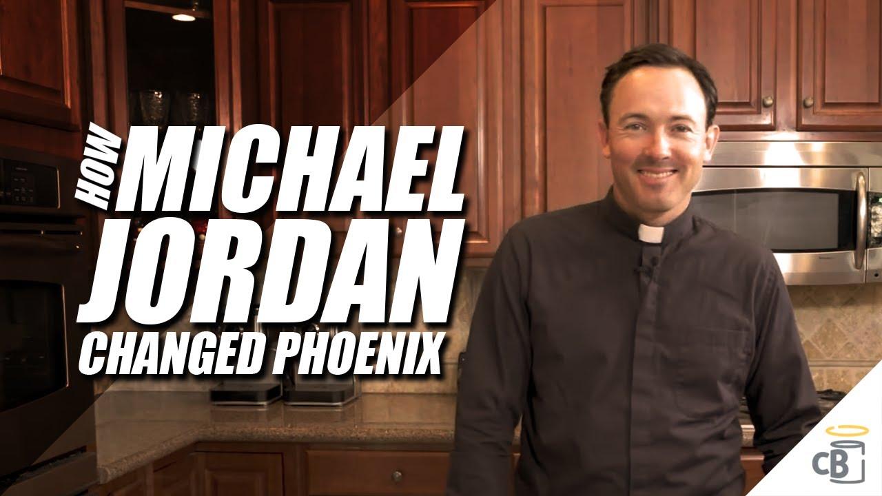 How Michael Jordan Changed the City of Phoenix
