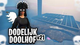 HET DODELIJKE DOOLHOF v21 - Fortnite Creative met Link, Harm, Rudi en Ronald