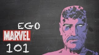 Its Alive! - Ego the Living Planet – Marvel 101
