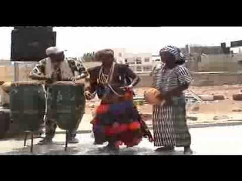 Journée Culturelle Manjak - Dakar - Sénégal - 6juillet2013 - Part 1