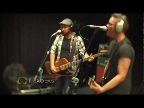 The X O Exes - Live on Radio Adelaide