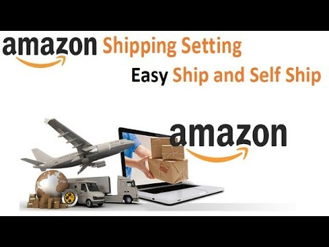 How To Update Shipping Rates In Amazon Seller Central || Shipping Setup Guide For Beginner