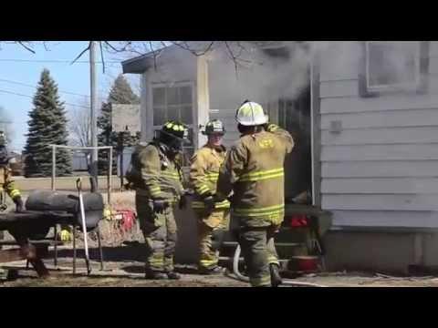 Fourth Street Fire Milford