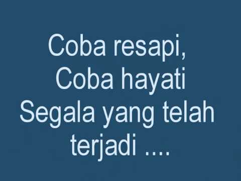 Bondan Prakoso - I will survive [ lyric ]