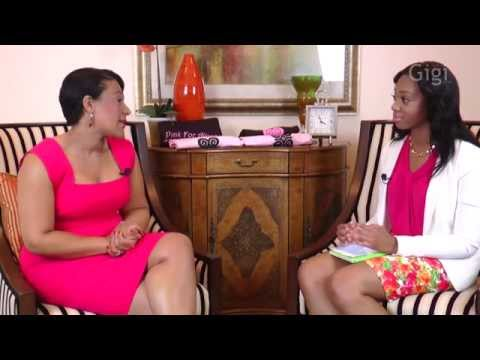 The Gigi Show - Premiere Episode - Interview with Juliette Erawoc Mills-Lutterodt