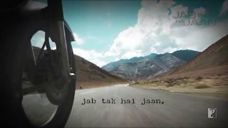 Gambar cover Jab Tak Hai Jaan Poem Whatsapp Status
