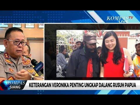 Keterangan Veronica Penting Ungkap Dalang Rusuh Papua