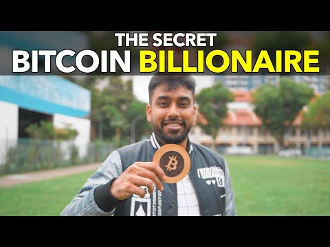 The Secret Bitcoin Billionaire