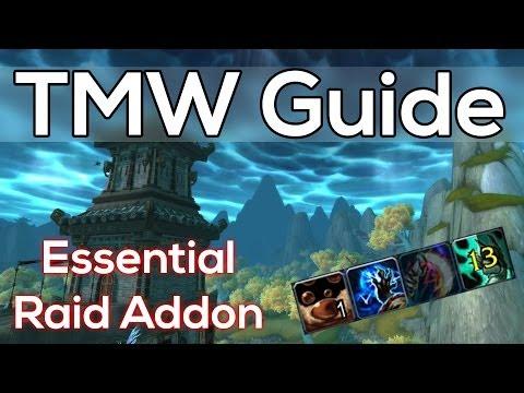 WoW Addon Guide - TellMeWhen (Essential Raid Addon!)