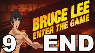 Bruce Lee: Enter The Game - Gameplay Walkthrough Part 9 - Scenes 36-40, Final Boss (iOS, Android)