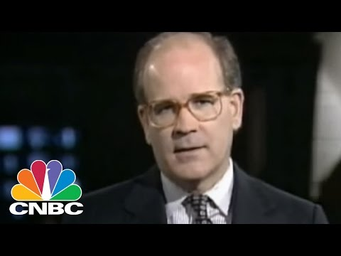 CNBC's Inaugural Broadcast | Archives | CNBC