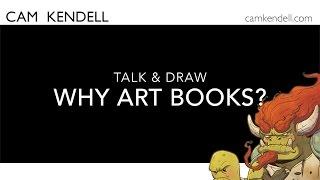 TALK & DRAW: Why Art Books?