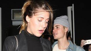 Justin Bieber Spotted With Hailey Baldwin Lookalike & Joe Jonas' Ex!