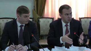 Юрий Афонин о работе конституционной комиссии по поправкам в главный закон страны