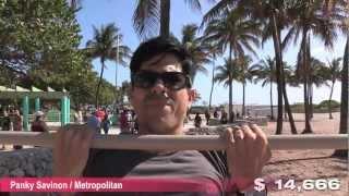 AIDS WALK Miami 2012 - MTV Staying Alive