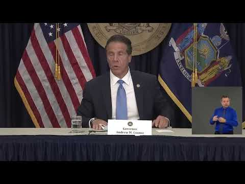 NY Gov. Andrew Cuomo Gives a COVID-19 Update   LIVE   NowThis