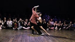 Tango: Roxana Suarez y Fernando Sanchez, 26/04/2015, Brussels Tango Festival, Random couples #2/5