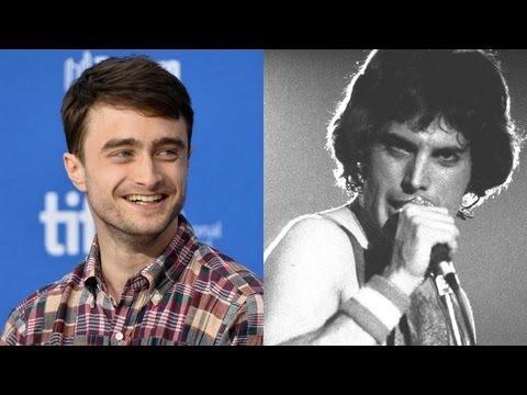 Daniel Radcliffe Rumored For Freddie Mercury Role