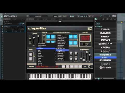 Review: UVI PX Apollo (Trippy Sounds)