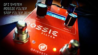 GFI System: ROSSIE Filter - STEP Filter