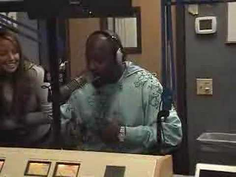 WYCLEF JEAN Live on 107.9 The End Wake Up Call