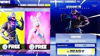 "NOUVEAU ""Raven"" SKIN Sur FORTNITE! (Fortnite Battle Royale)"