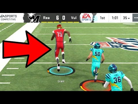 Giant 7 Foot Tall Team Activated! Madden 20 Ultimate Team Gameplay