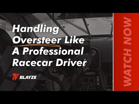 Handling Oversteer Like A Professional Racecar Driver