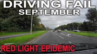 Gambar cover Driving Fail Sept - Red Light Epidemic