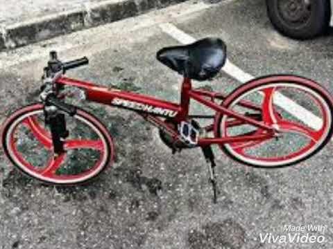Basikal Lajak Cantik