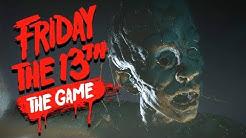 Friday The 13th The Game Deutsch Gameplay - Kreis Mama ist dabei