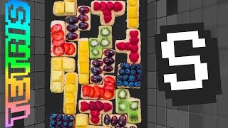 Tetris Shortbread Recipe
