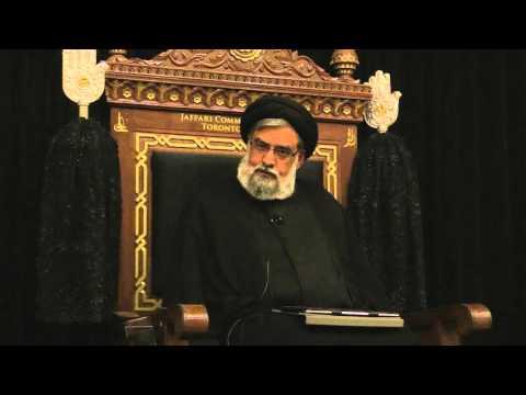 Online Sins, Offline Consequences; Maintaining Your Reputation - Maulana Syed Muhammad Rizvi