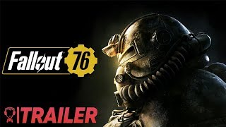 Fallout 76 - Official Trailer | E3 2018 - PS4/Xbox One/PC