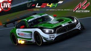 VRL 24h Daytona - Training - Die Fahrzeug-Entscheidung ist getroffen - Assetto Corsa Livestream
