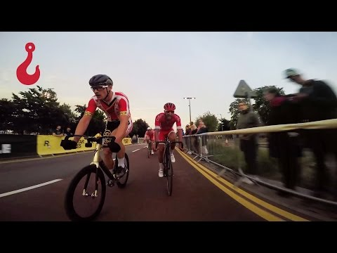 RHC - Red Hook Criterium London No.2: On Board Colin Strickland